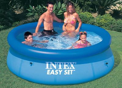 Piscine gonflable Intex 244 cm x 76 - 28110NP
