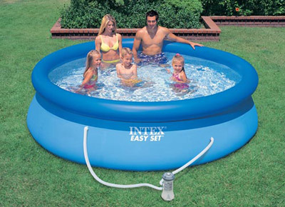 Piscine gonflable Intex 305 x 76 cm - 28120NP