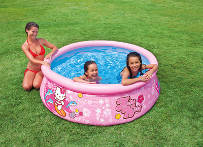 Piscine gonflable Intex Hello Kitty Easy Set - 183 x 51 cm - 2810NP