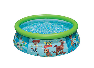 Piscine gonflable Intex Toy Story- Easy Set - 1.83 x 0.51 m - 28101NP