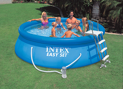 Piscine gonflable Intex Easy Set 3.66 x 0.91 m