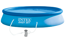 Piscine gonflable Intex 396 x 84 cm - 28142NP - 28142FR