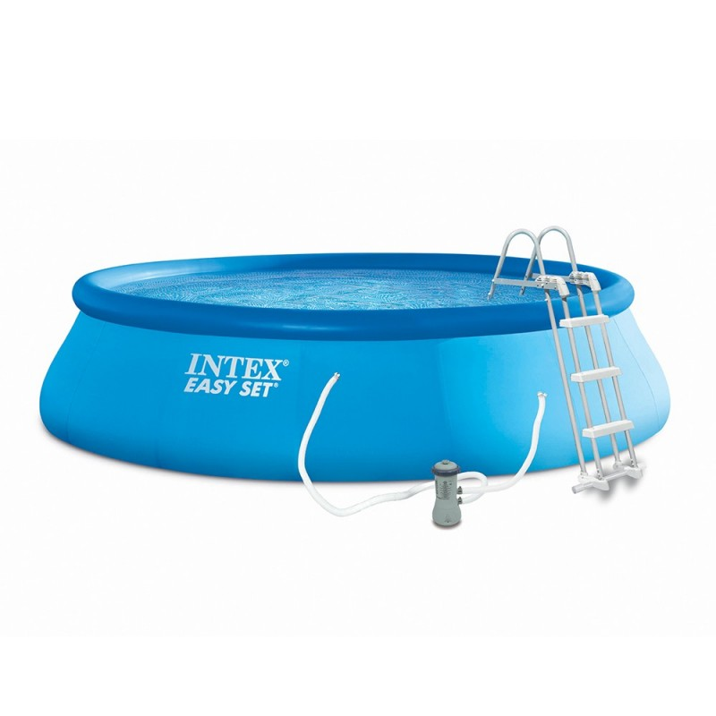 Piscine Intex Easy Set 26166NP - 457 cm x 107 cm avec filtre